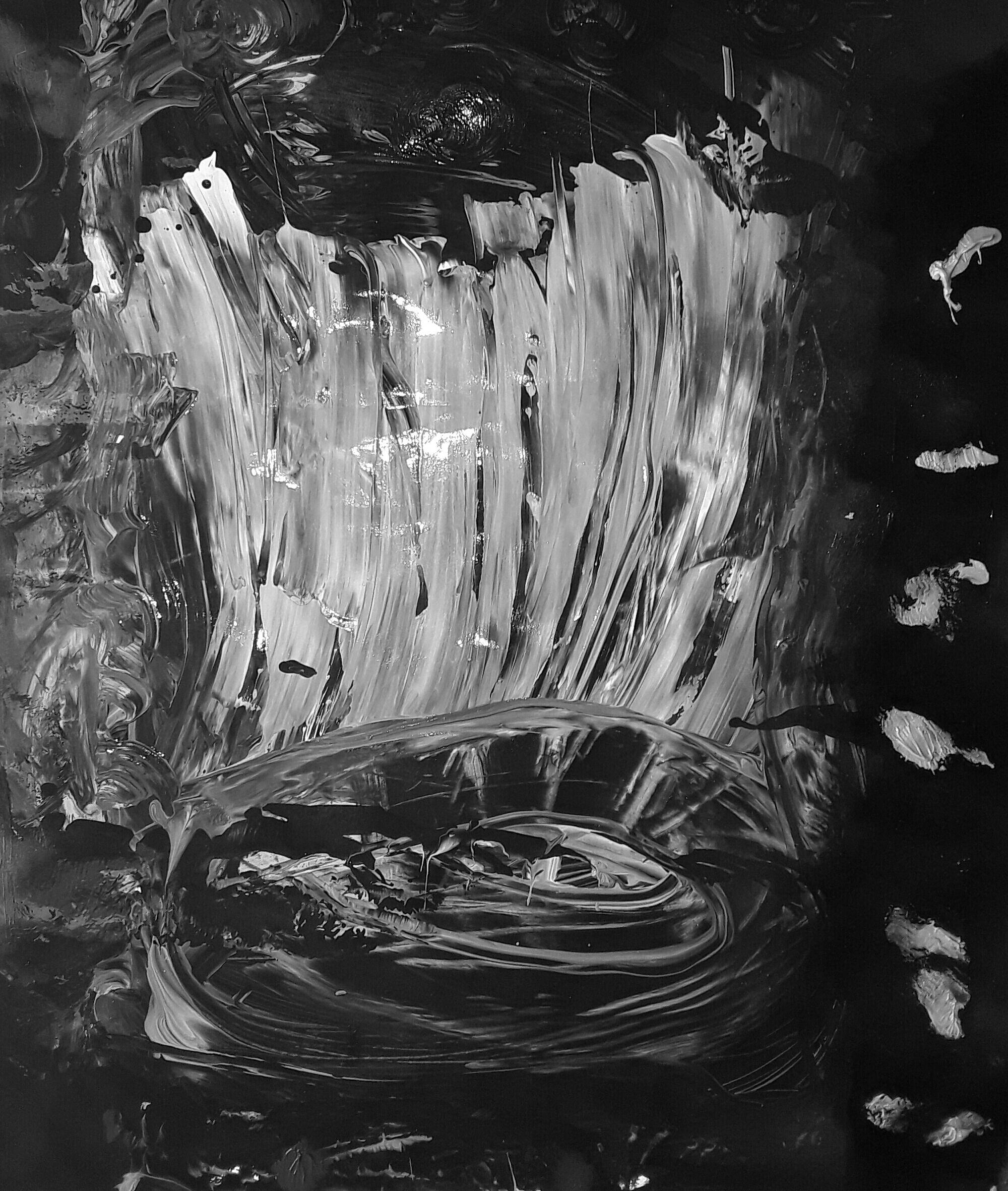 world - painting, art - martinbickel | ello