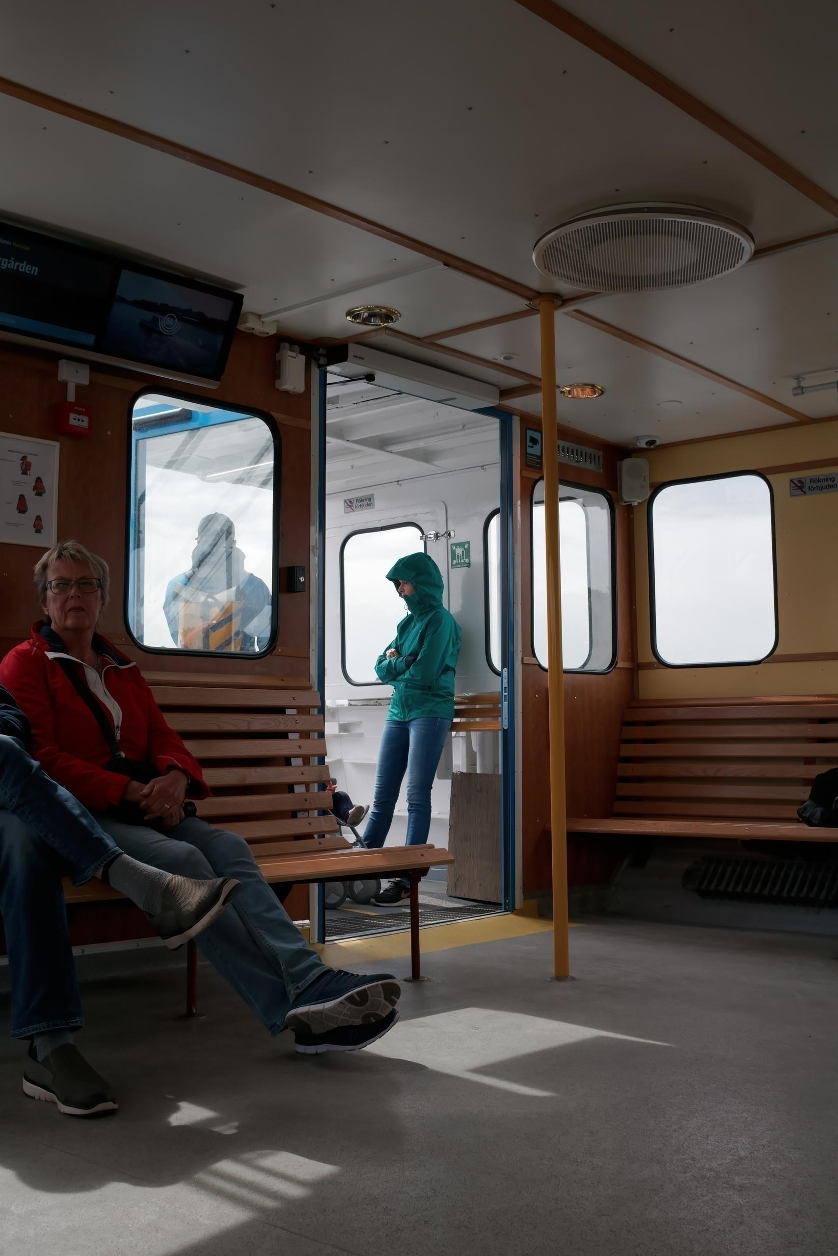 Transfer sea ferry Stockholm Va - marcushammerschmitt | ello