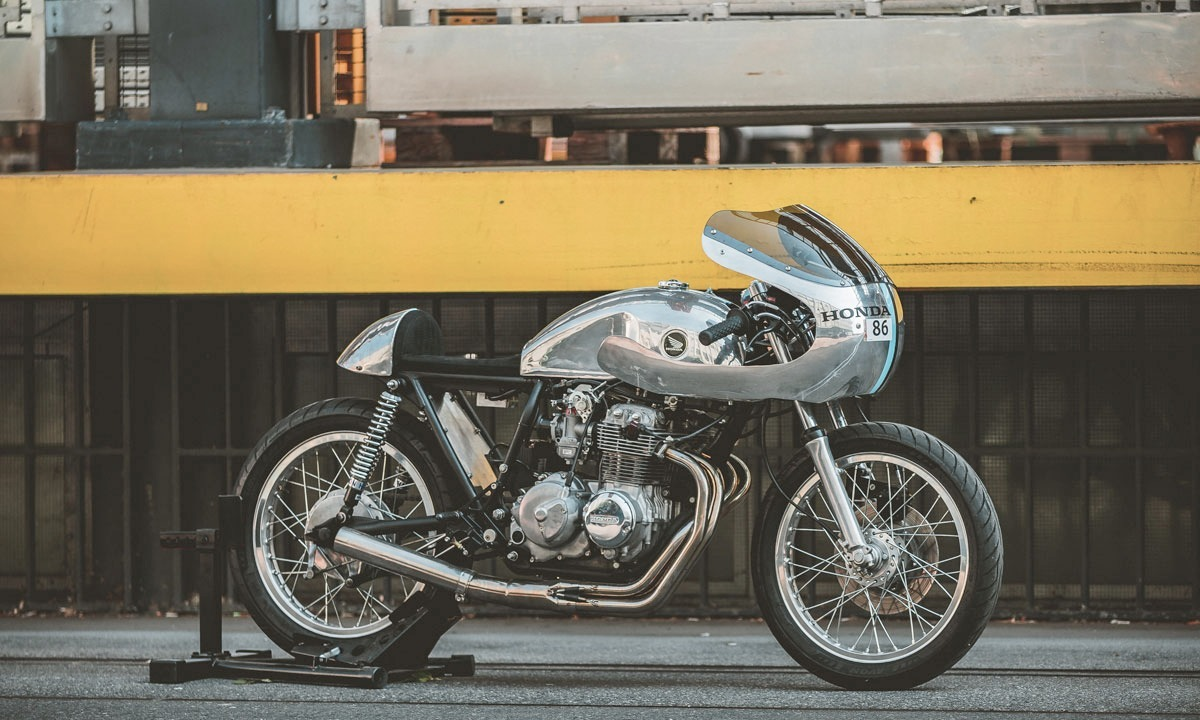 2V CB400 Supersport - motorcycles - red_wolf | ello