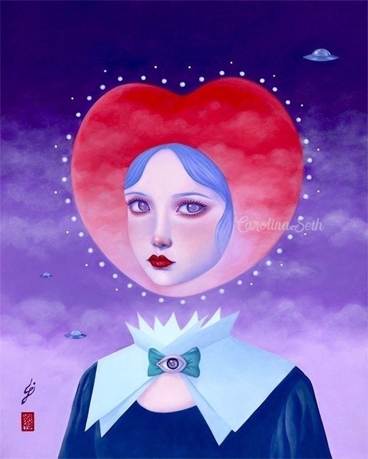 grateful heart :heart:️ love su - carolinaseth | ello