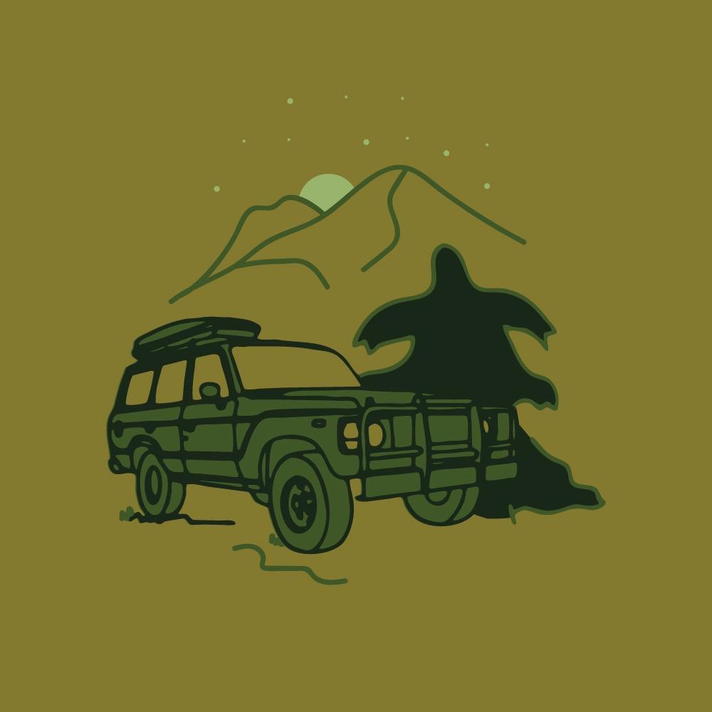 Adventure Vibes - adventure, illustration - dominikkalita | ello