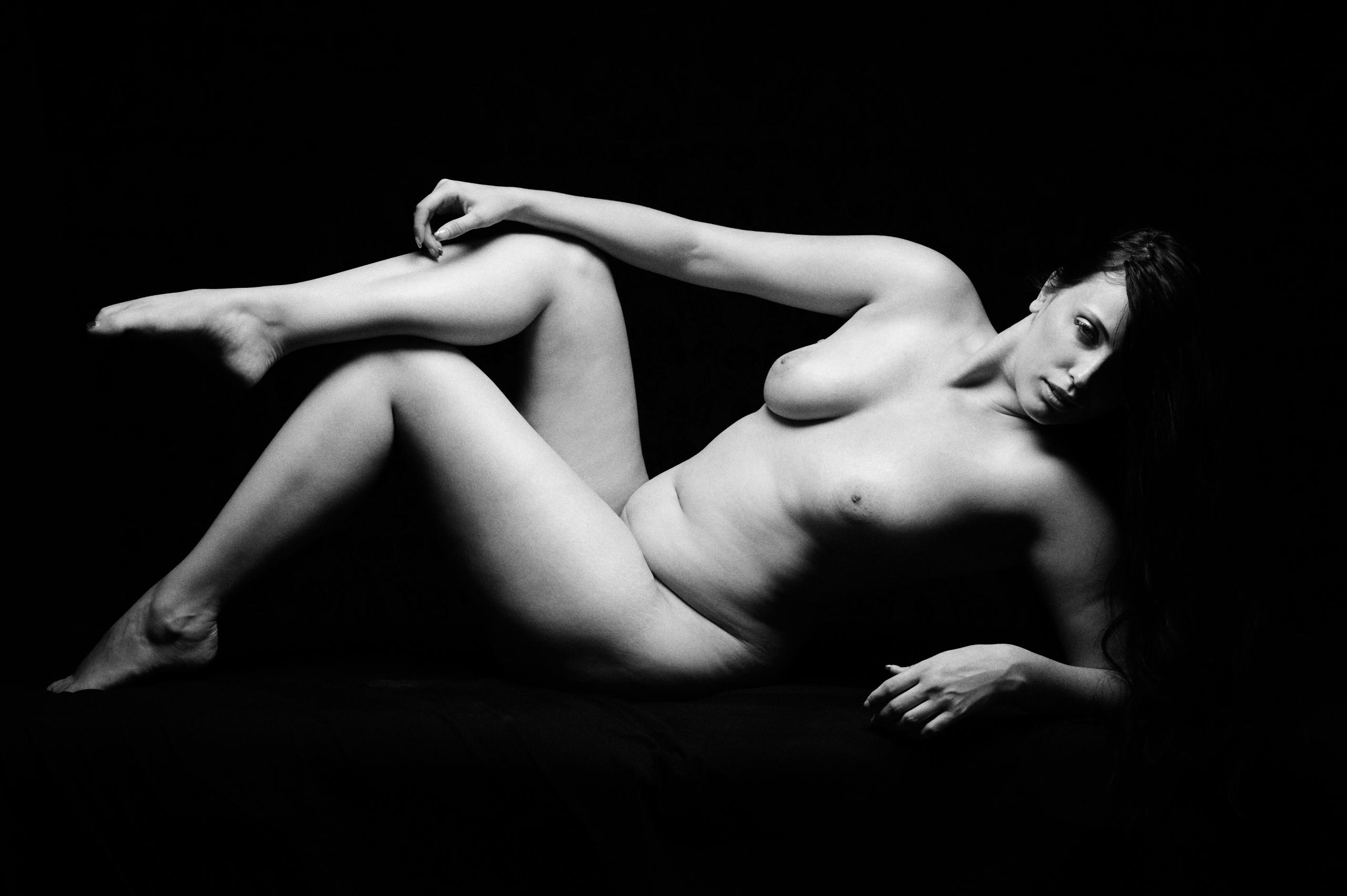 Artistic Nude, Cat Sanchez - 20 - thebodyphotography   ello