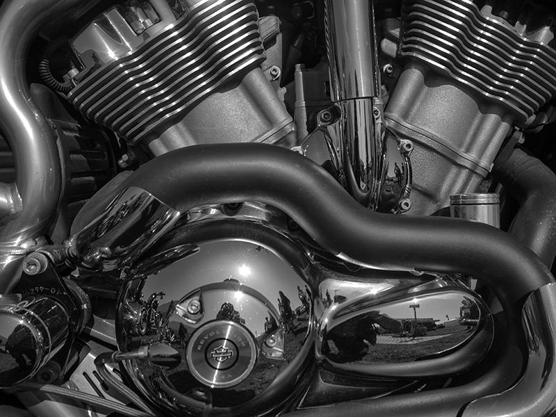 Motorcycle engine chrome glory - jaylethbridge | ello