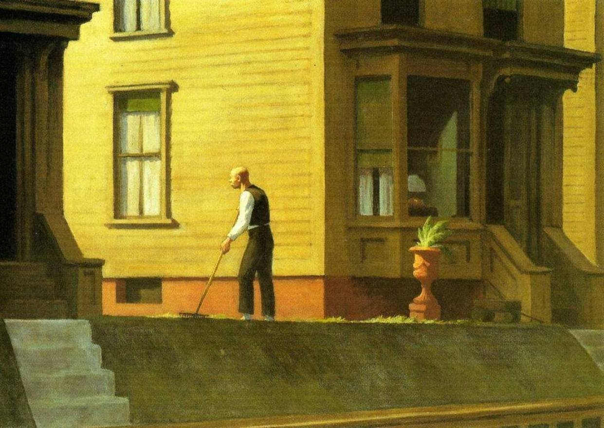 Edward Hopper York 1882 1967 Pe - andrezomerwandeling | ello