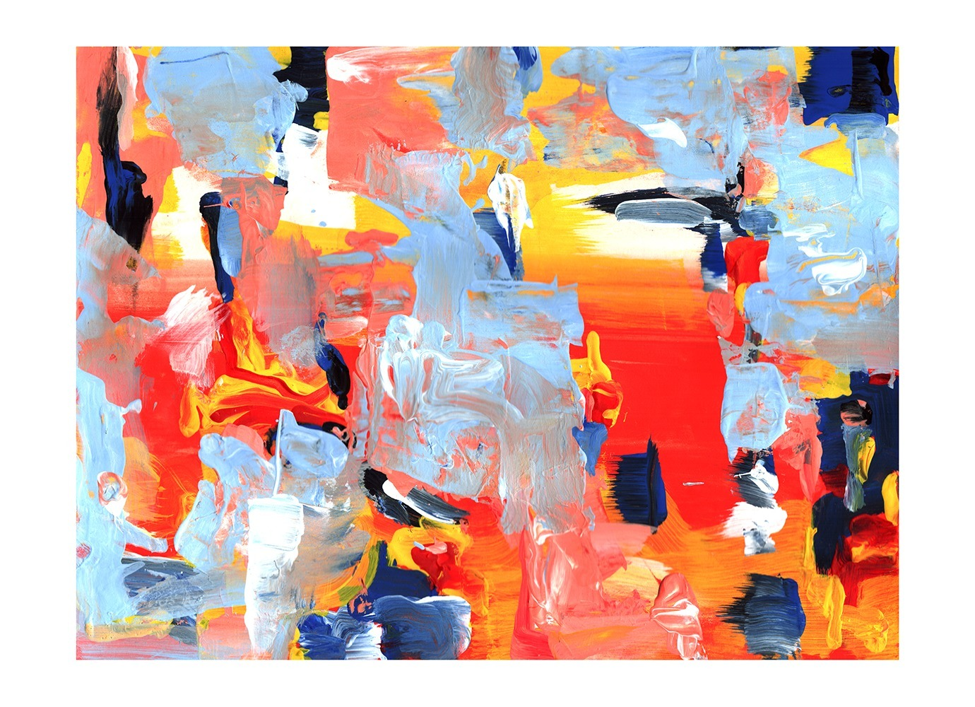 Sugar Land, acrylic paper, 9 12 - scottapeshot | ello