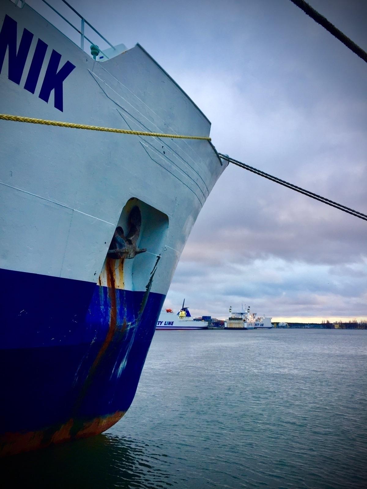 """Kopernik"" Świnoujście - ships - blueskipper | ello"