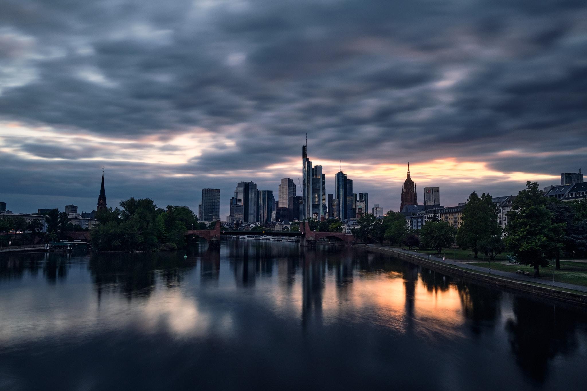 touching sky | frankfurt, germa - kleptography | ello