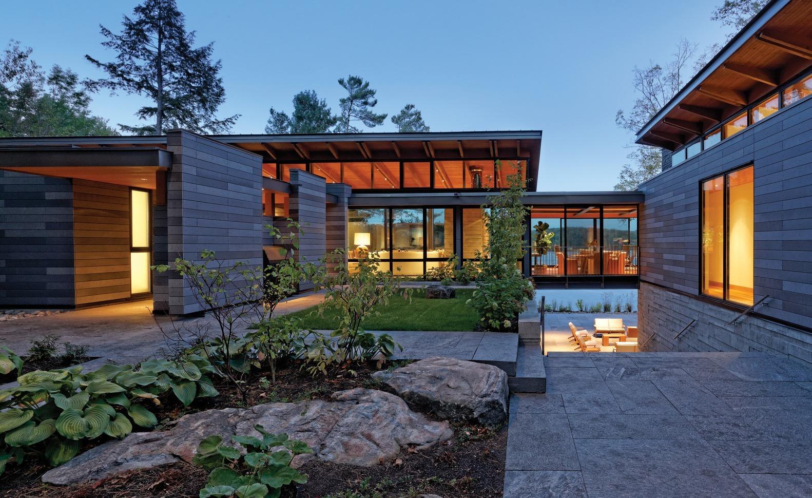 Bridge House / +VG Architects - architecture - red_wolf | ello