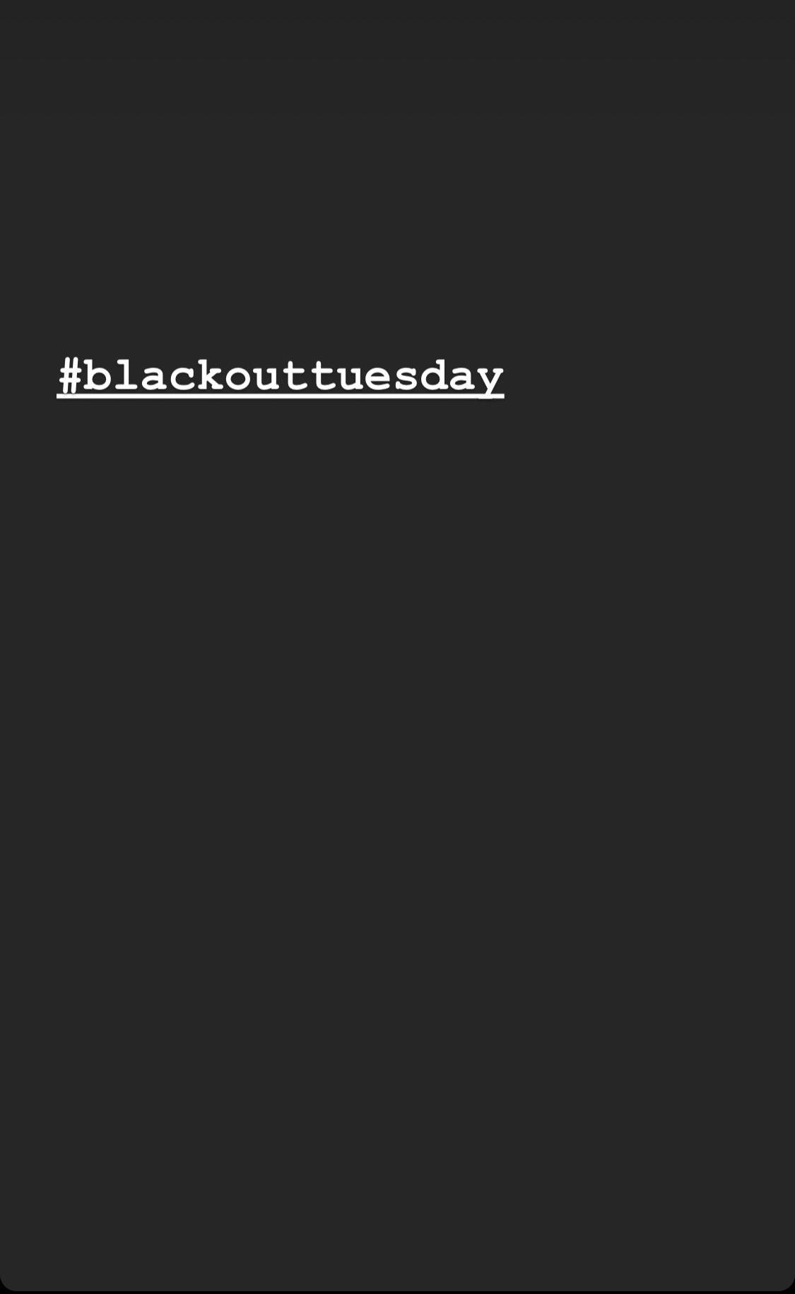 Black lives matter - blackouttuesday - hjcross_poetry | ello
