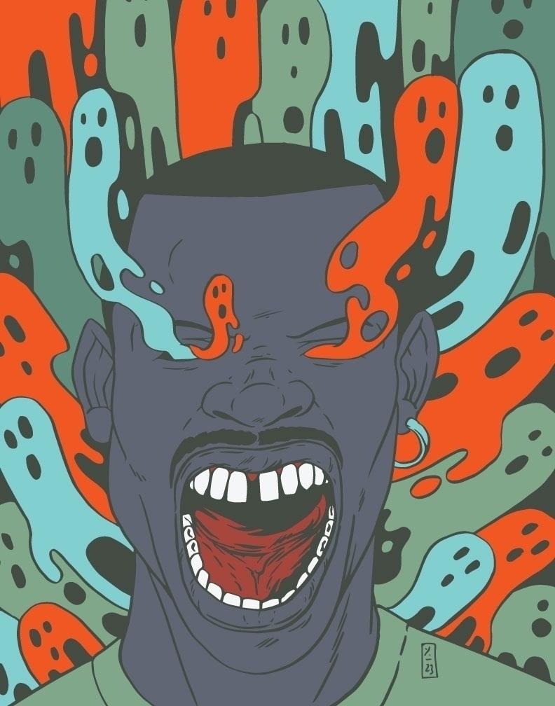 Mental Health Ghost Story - thomcat23 | ello