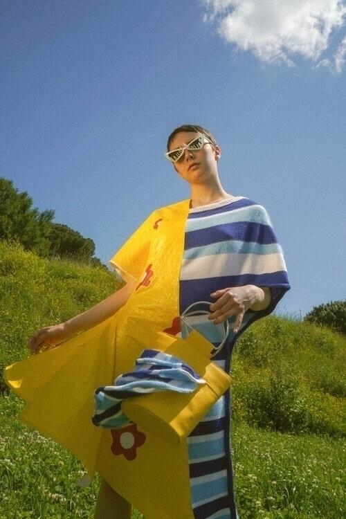 playful attitude - Yi Ding - fashion - sowow_magazine | ello