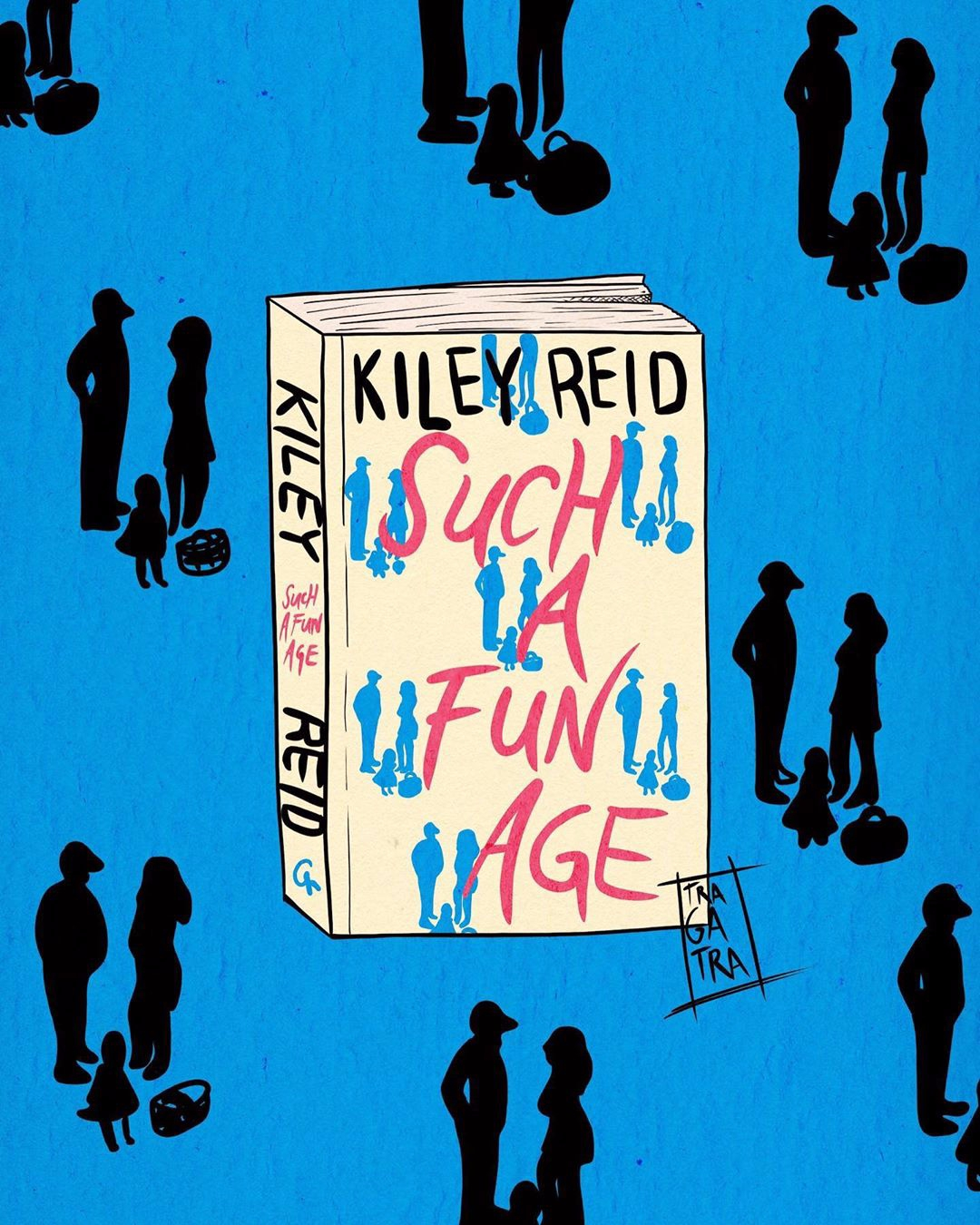 Fun Age Kiley Reid black Emira  - tragatra | ello