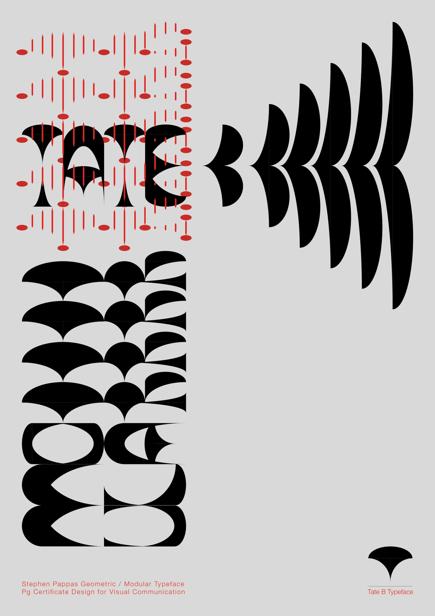 Tate Typeface - Digital Book Co - stephenpappas | ello