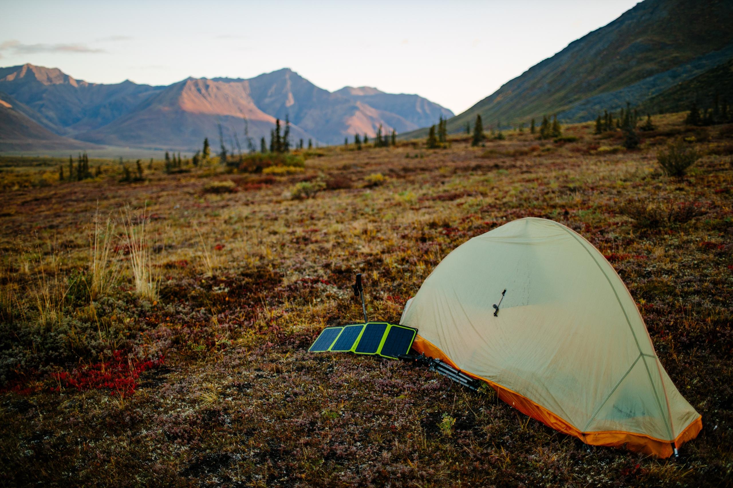 Base camp. Arctic Circle, Alask - thinktomake | ello