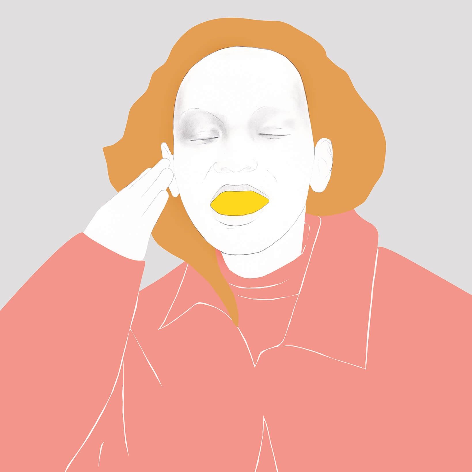 Inhale - sort, designstudio, illustration - janbrauer | ello