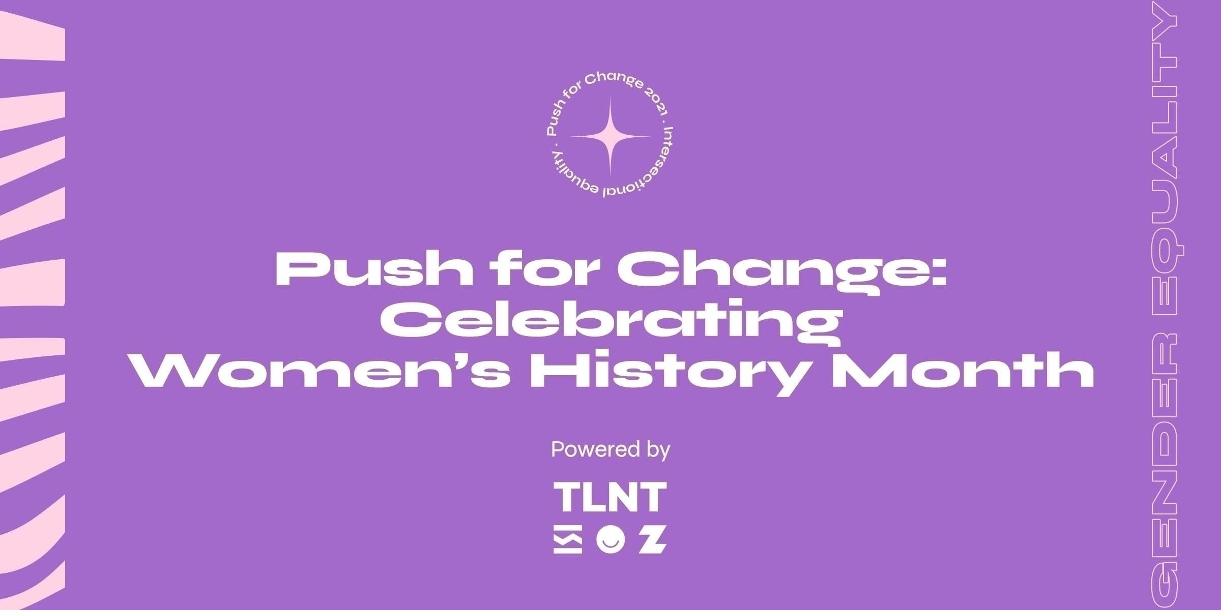 Push Change 2021: Celebrating H - elloblog   ello