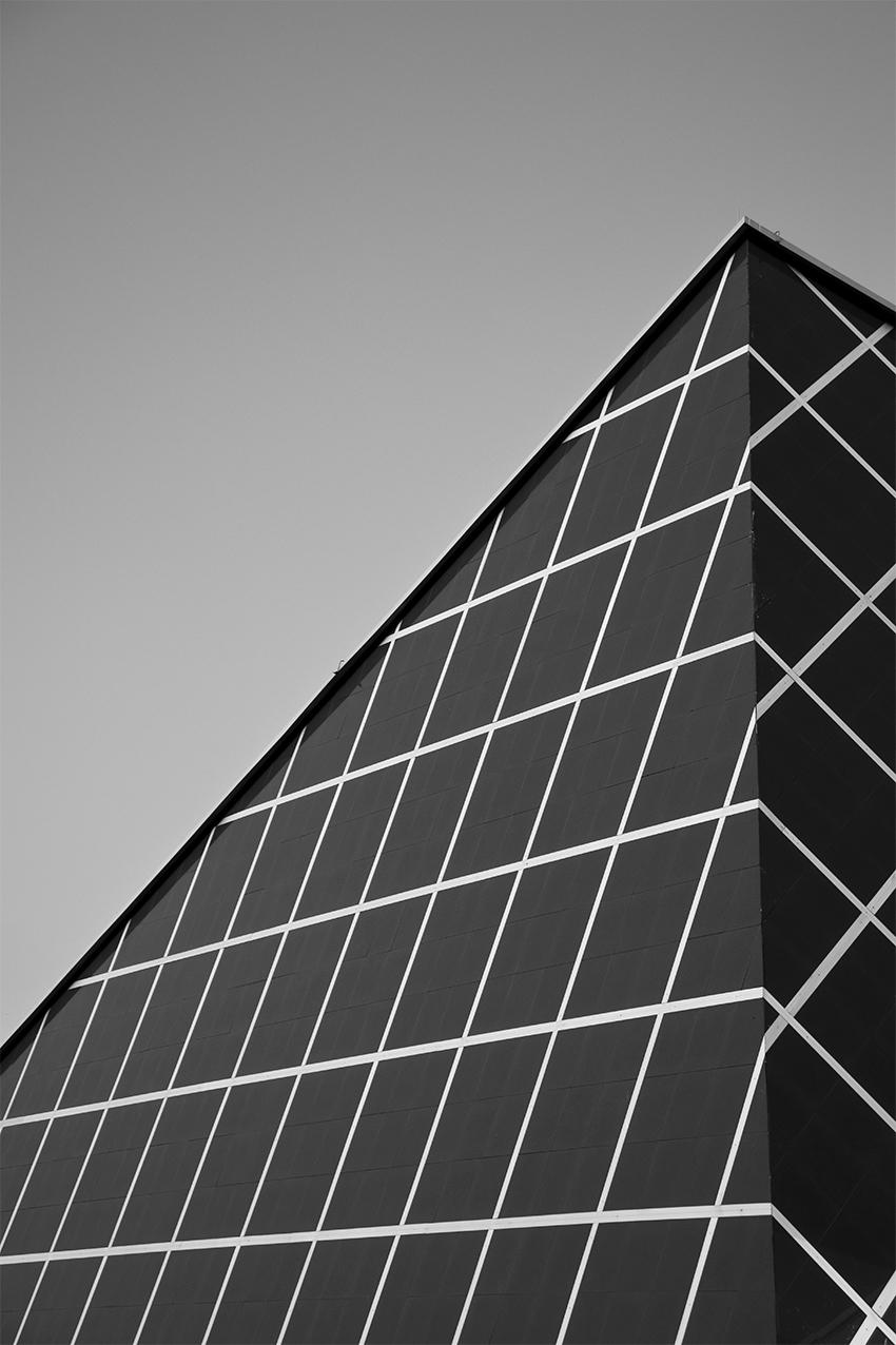architecture, minimalism, blackandwhitephotography - archistreetal | ello