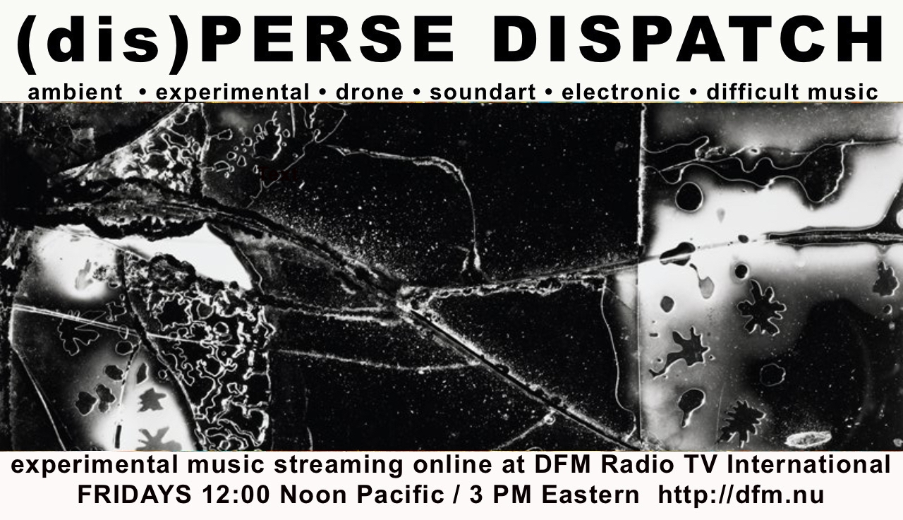 week, episode (dis)PERSE Dispat - auricularrecords | ello