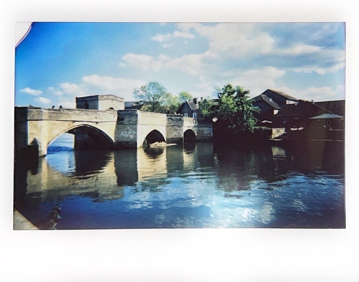 St Ives Bridge, Cambridgeshire  - davidhawkinsweeks   ello