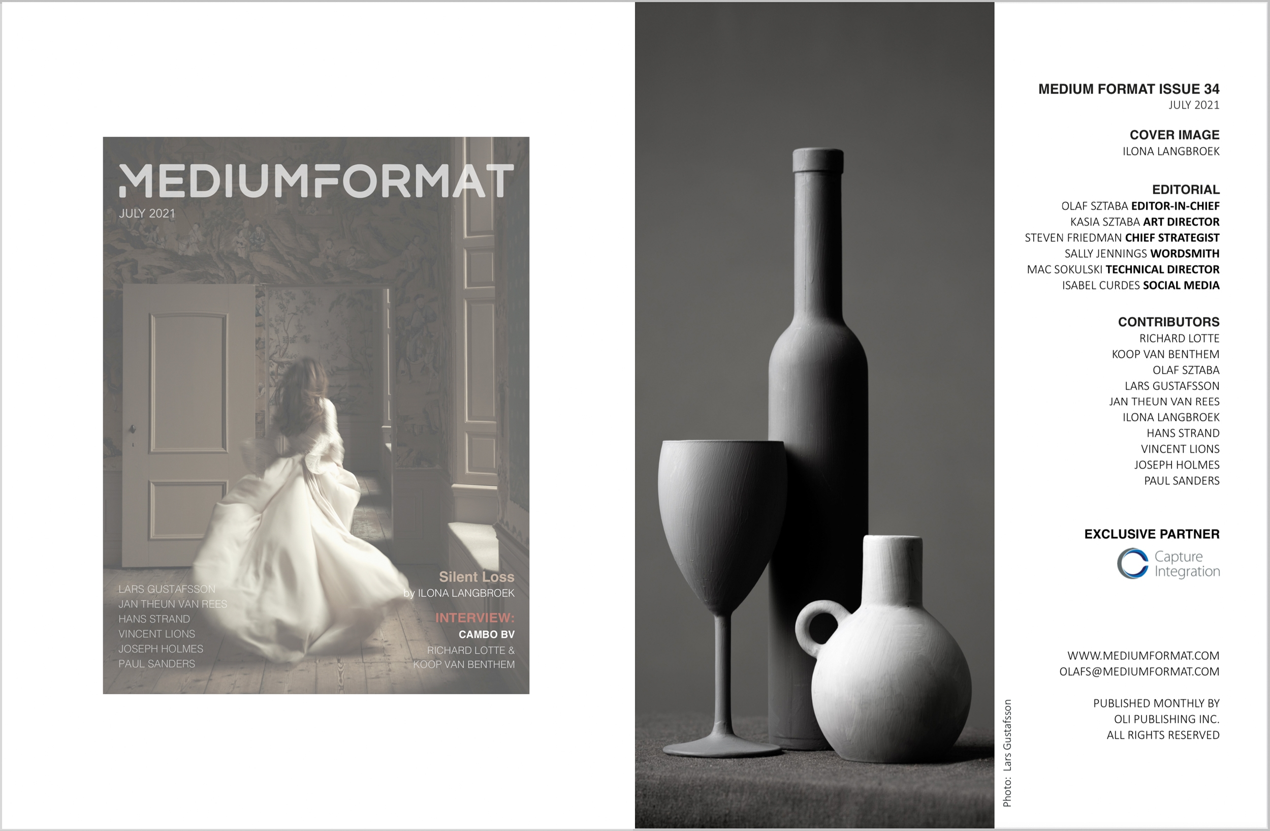 great honor featured July issue - lars_fotograf | ello