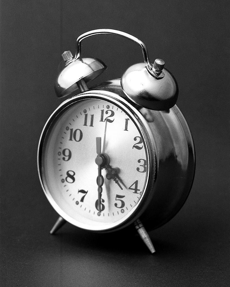 2017-03-06 // Clocked time birt - alexrossa | ello