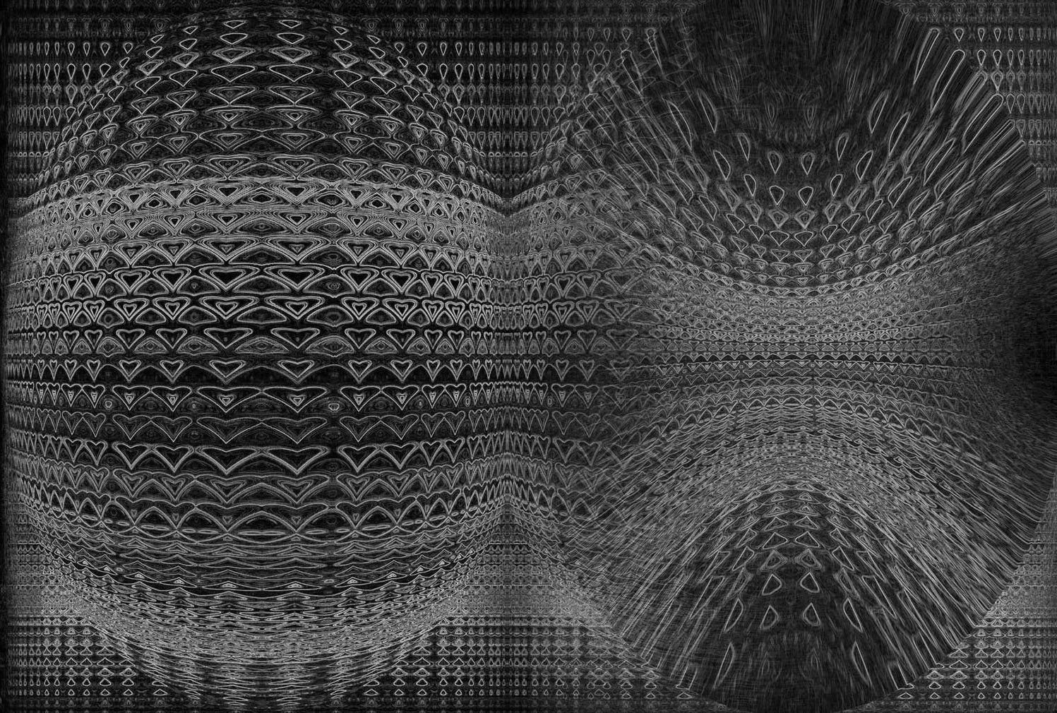 tessellation .#landscapes.#scie - zygzwurx | ello