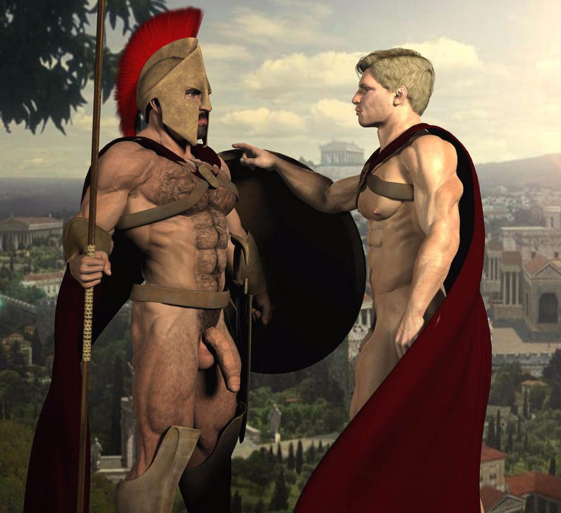 как спартанцы занимались сексом