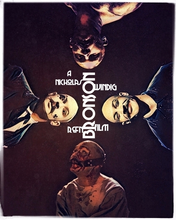 Bronson poster design variant c - pinheiro | ello