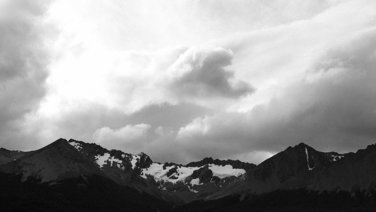 The Andes. Patagonia. 2017. - p - horaciolorente   ello