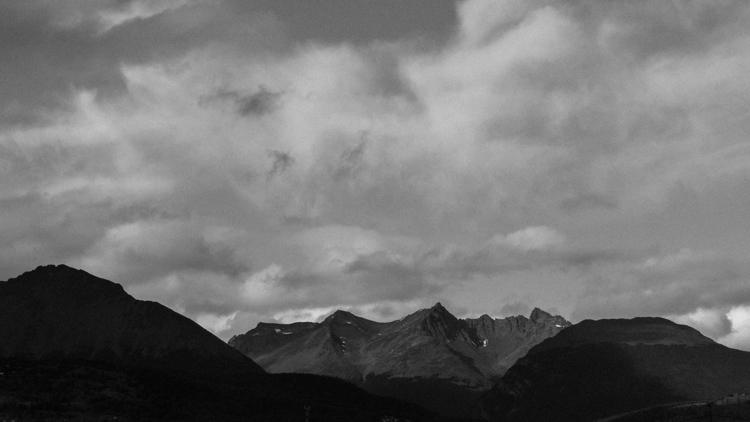 The Andes II. Patagonia. 2017.  - horaciolorente   ello