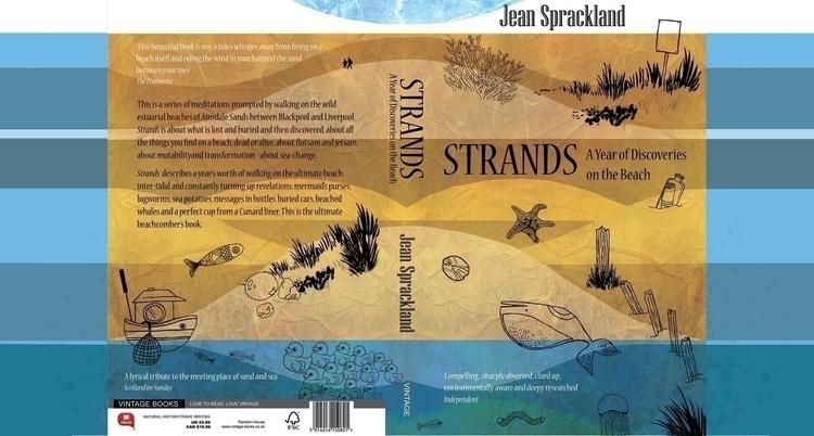 'Strands' Jean Sprackland Book  - anastasiawigg | ello