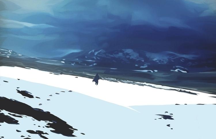 The Journey Myrddyn, book proje - canuivan | ello