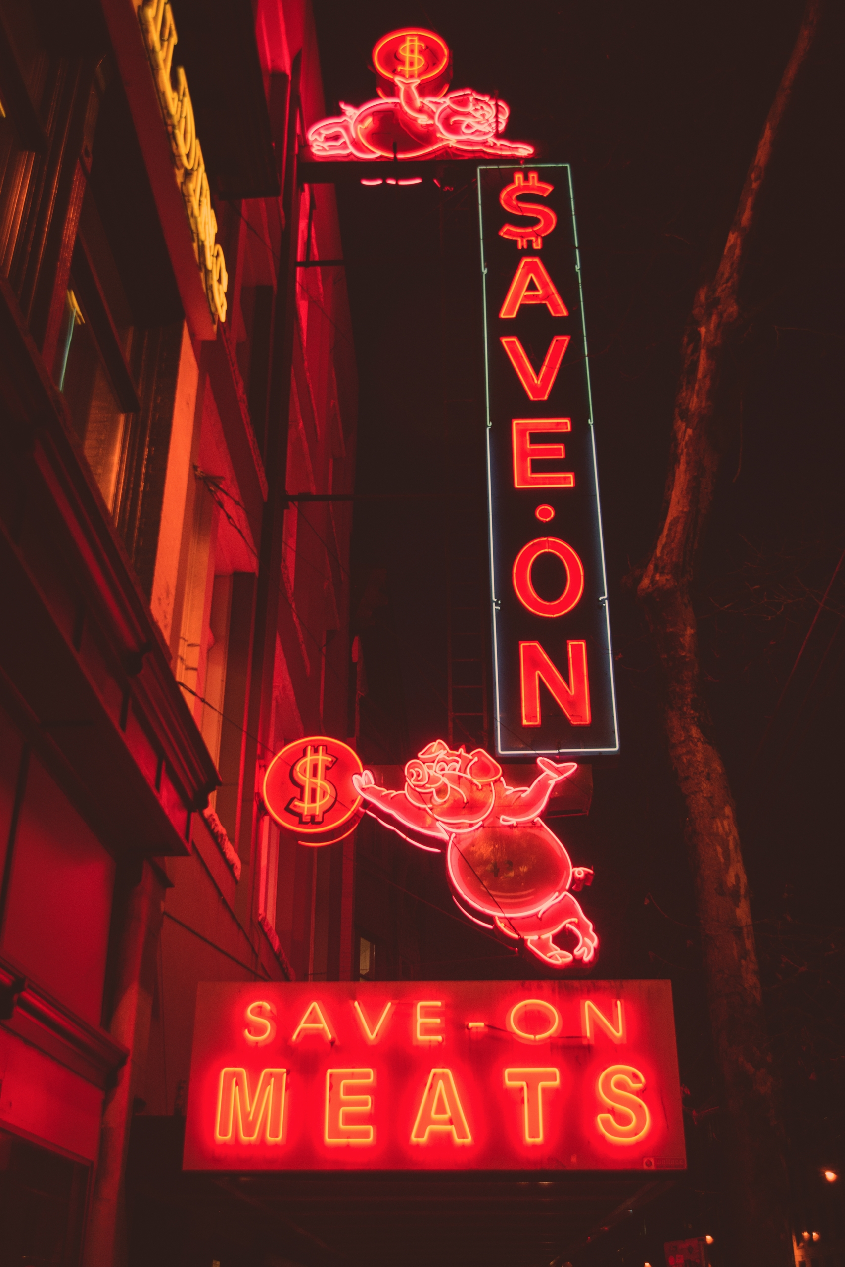 Save-On - This sign pigs sold c - rhinocerous | ello