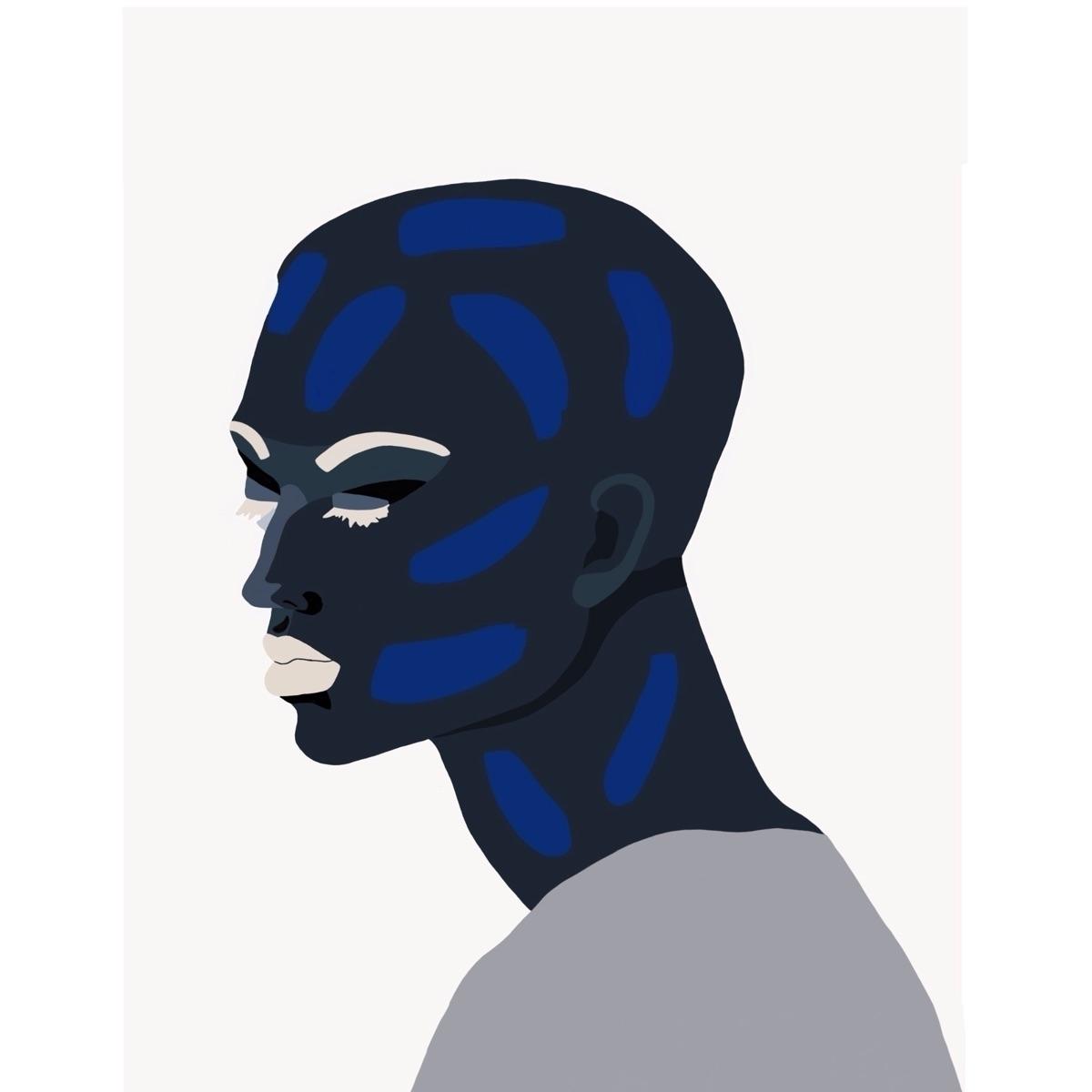 illustration - jyxchen   ello