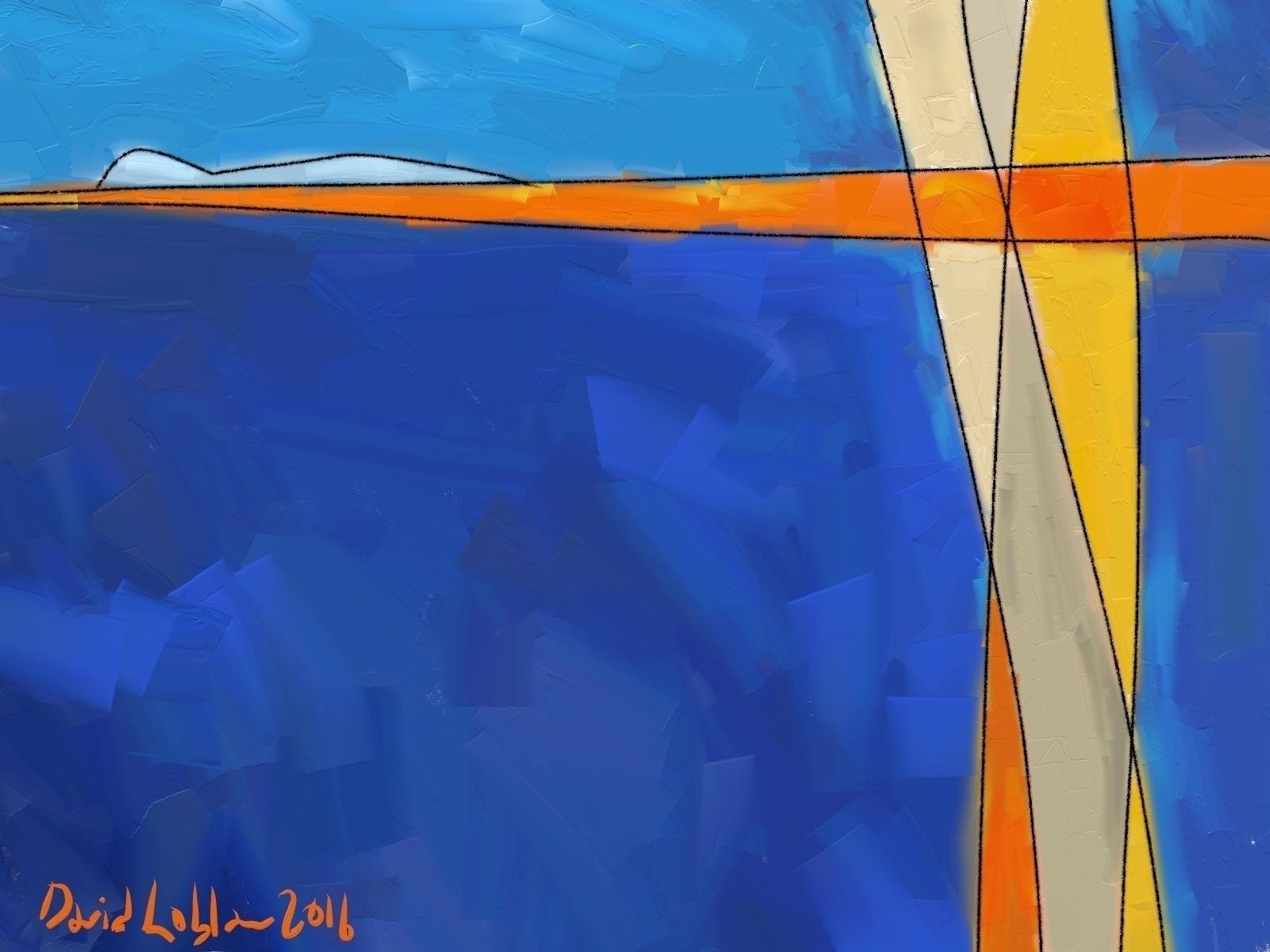series Abstract landscapes crea - lobber66   ello