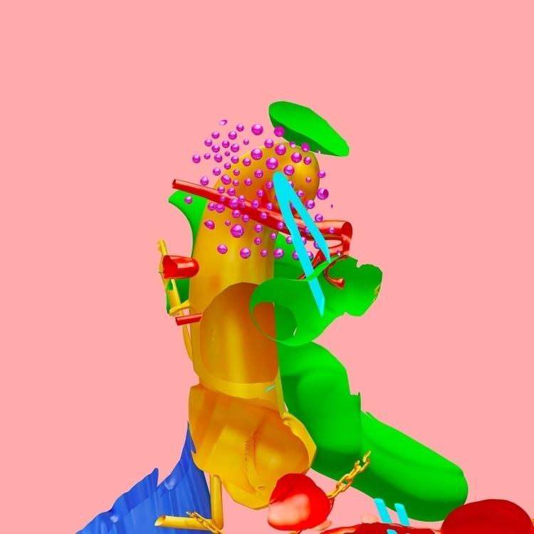YOGI polygons digitalcanvas ate - ateliermartini | ello