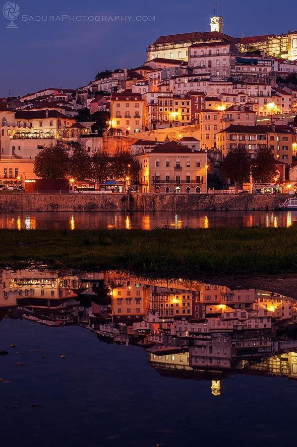 Panorama Coimbra Mondego River  - hsphotos | ello