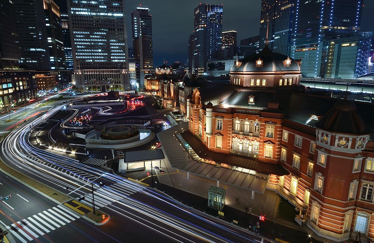 Tokyo Station. tokyo jap - yoshirou | ello