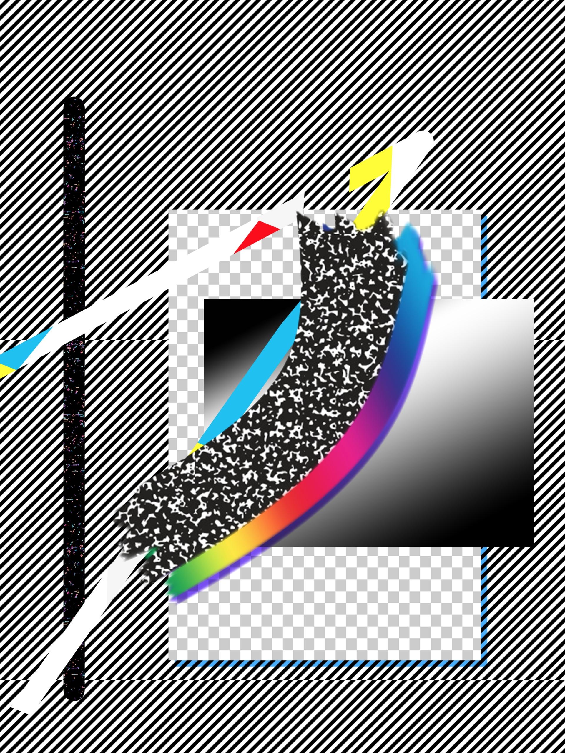doodles today. ⚡️💫📈 • vaporwave - andrew_indelicato | ello