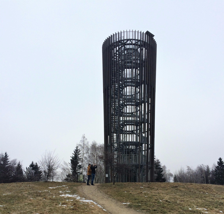 observation tower spiral vertic - archieva | ello