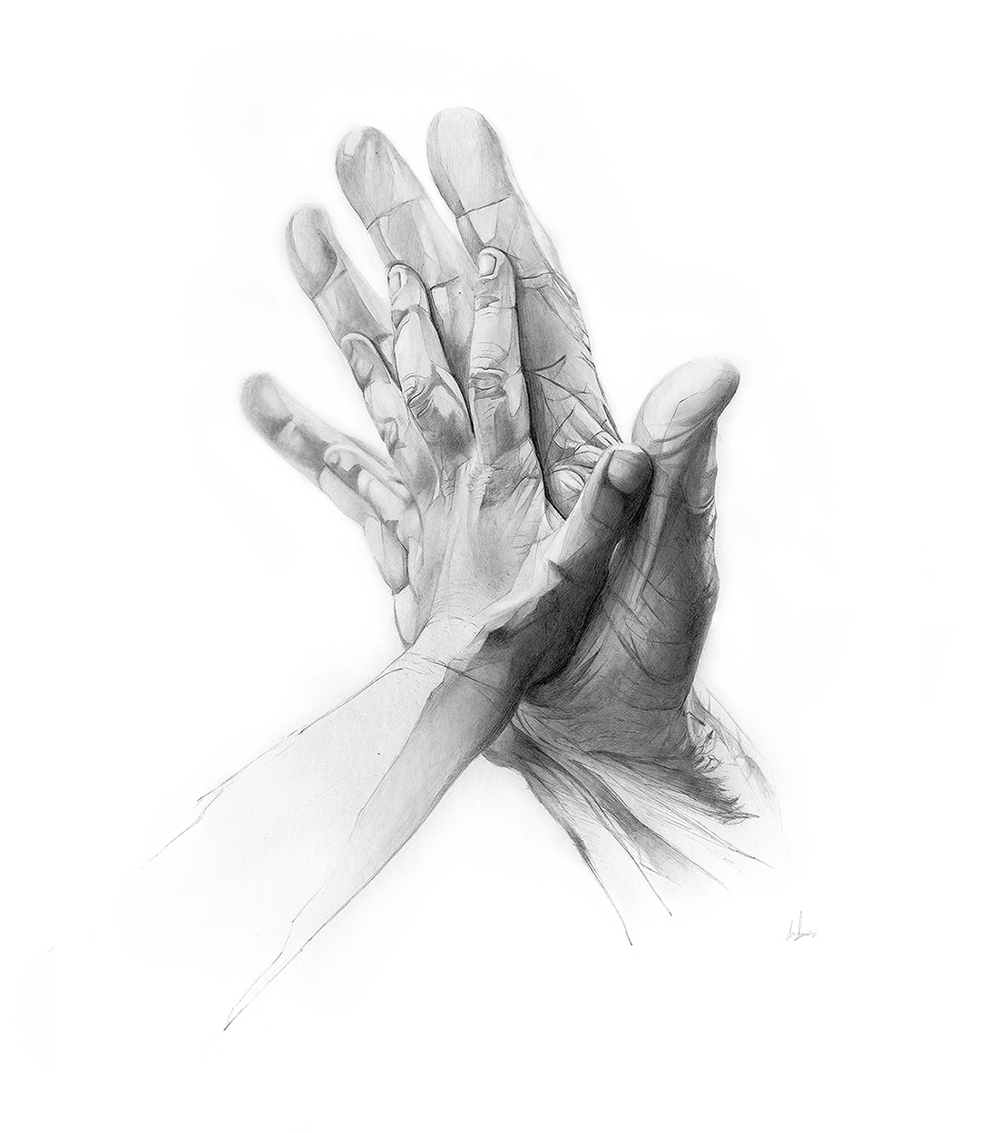 Future Hands Derwent pencils - alexismarcou | ello