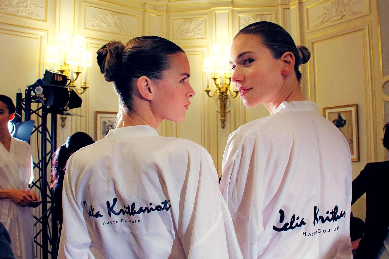 pfw model fashion paris photogr - fashionsnap   ello