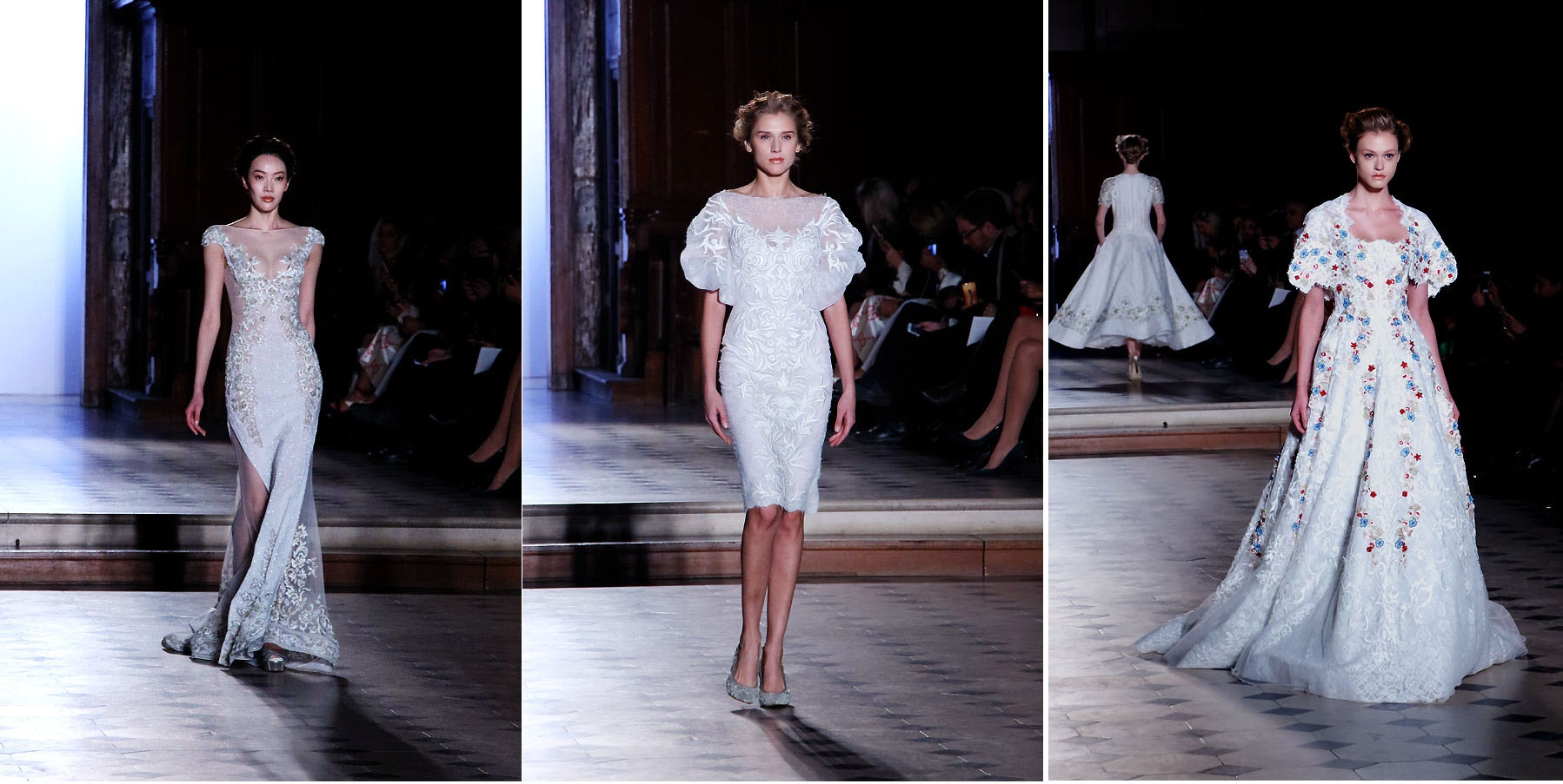 Tony WARD fashion show - pfw mo - fashionsnap | ello