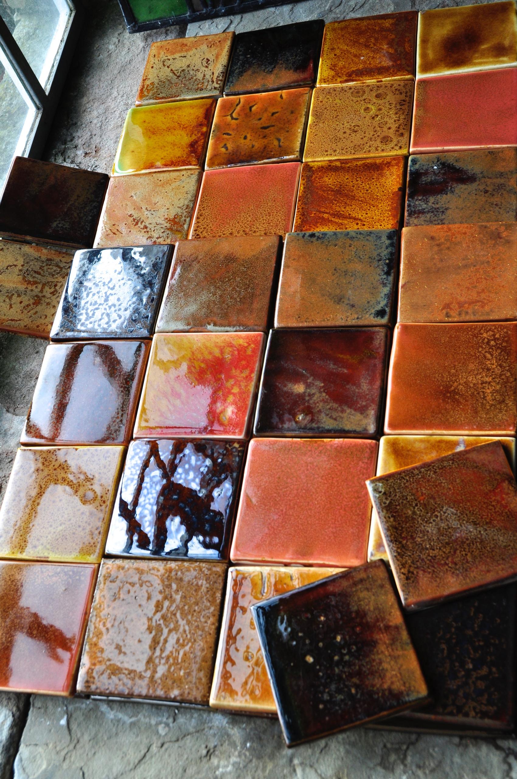 Autumnal Glazes Royce Wood Stud - roycewood | ello