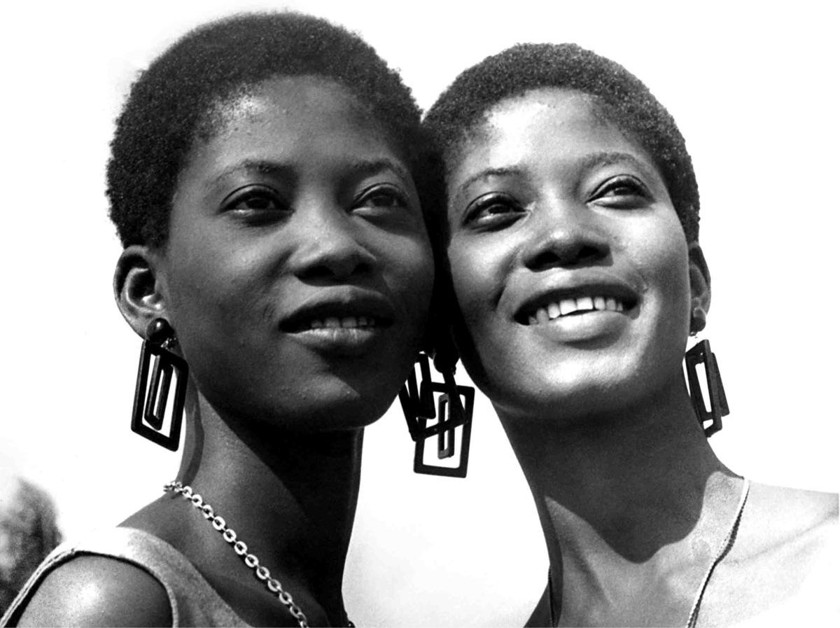 Lijadu Sisters, twin sisters Ni - blackartmatters | ello
