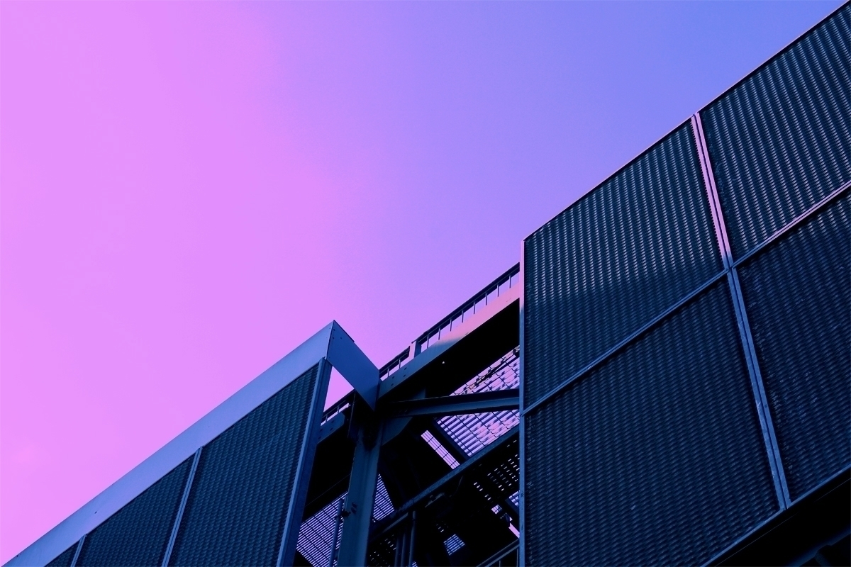milano industrial pink blue dia - guido_chiabrera | ello