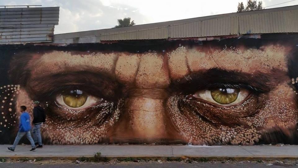 Artist: Hugo Jocka Akeyos Crew  - streetartunitedstates | ello
