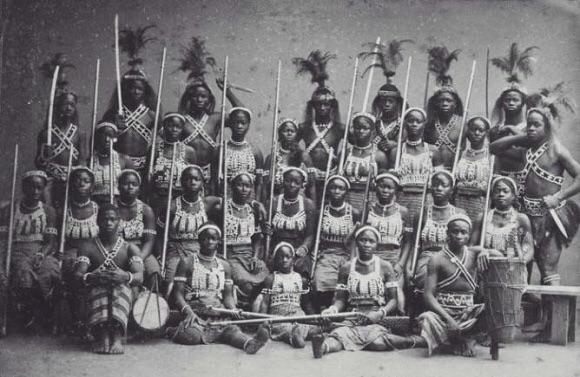 History Female Empowerment: Min - blackartmatters | ello
