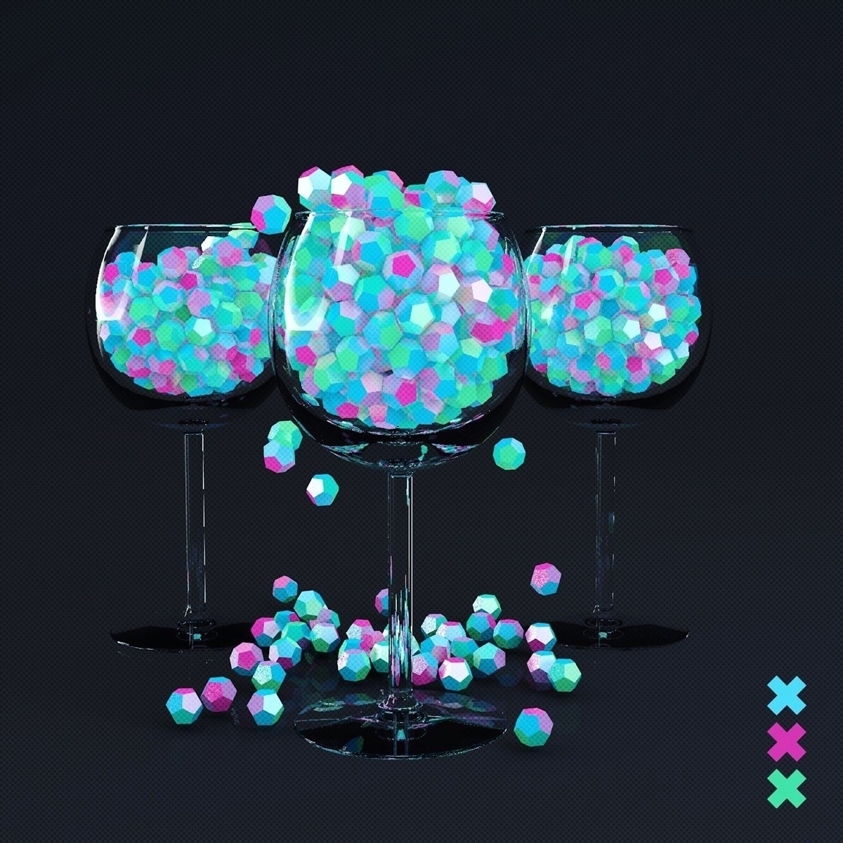 Wine Clock _  - thedesignfix, graphicdesign - amykilnerdesign   ello