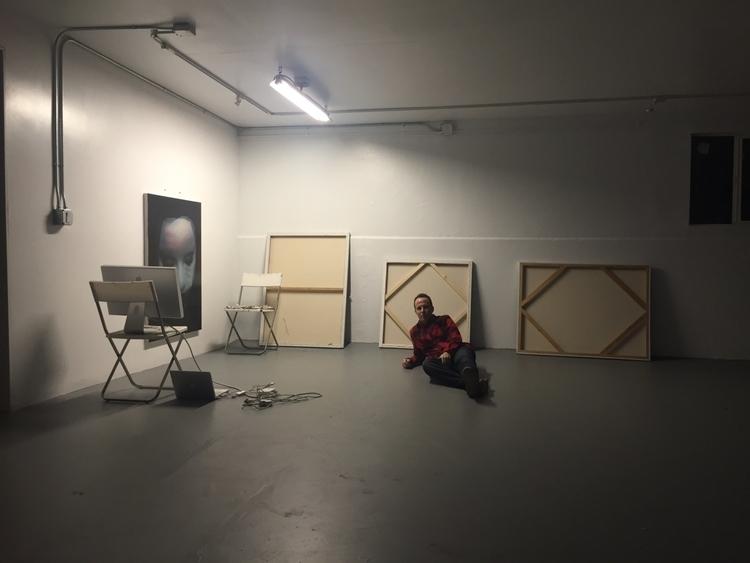 Studio upgrade - seamusconley | ello